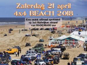 4x4 beach 2018