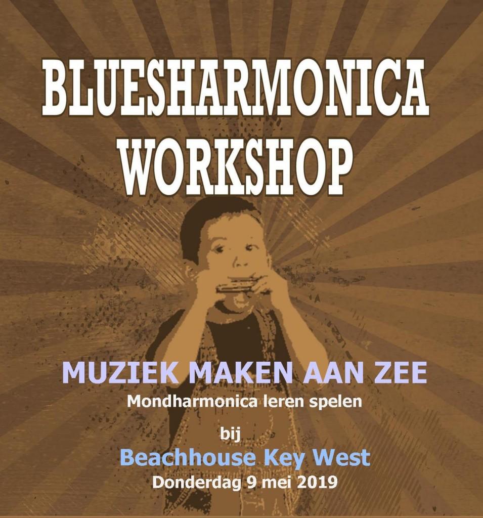 2019 BLUESHARMONICA WORKSHOP
